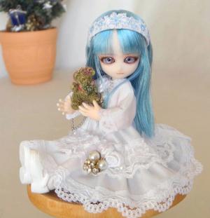 『 アイスブルー 』2